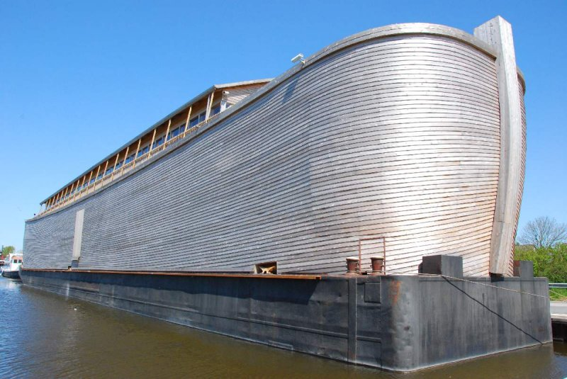 That's Crazy – Build An Ark?