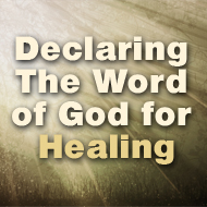 Words Heal Us – 3 Steps To Healing