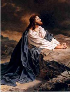 Jesus_praying