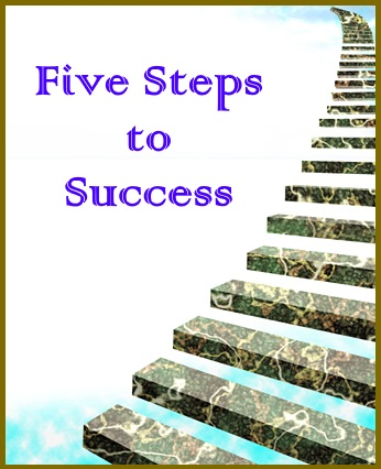 Re-revelation – Five Steps to Success
